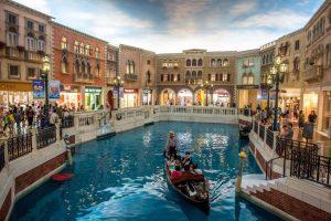 Casino Indoor River, The Venetian Macao