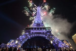 Paris in Macau, The Parisian Macao