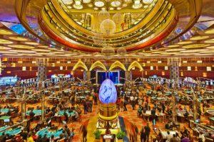 Casino Interior, Macau