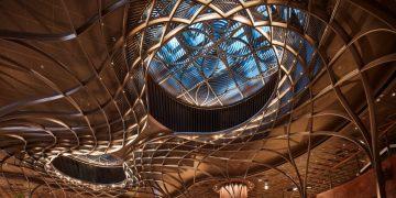 LAAB Musea Oculus - Photo by K11 MUSEA