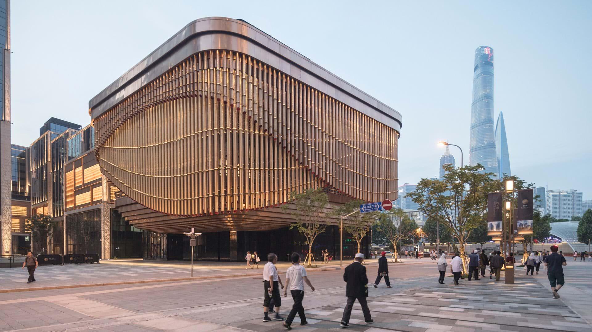 Bund Finance Center, Shanghai