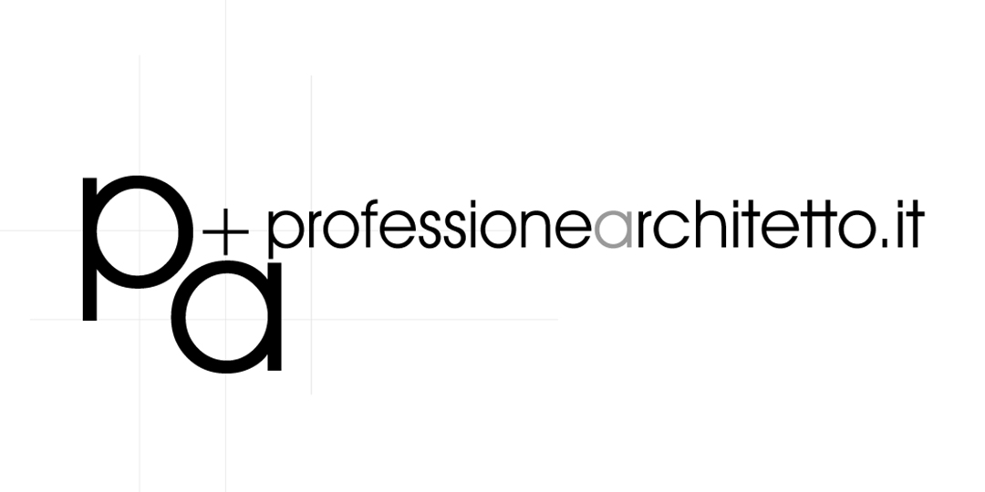 Pa professionarchitetto bw logo