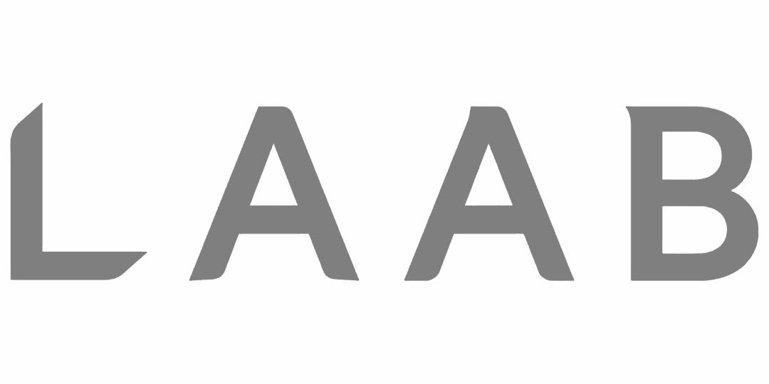 laab bw logo