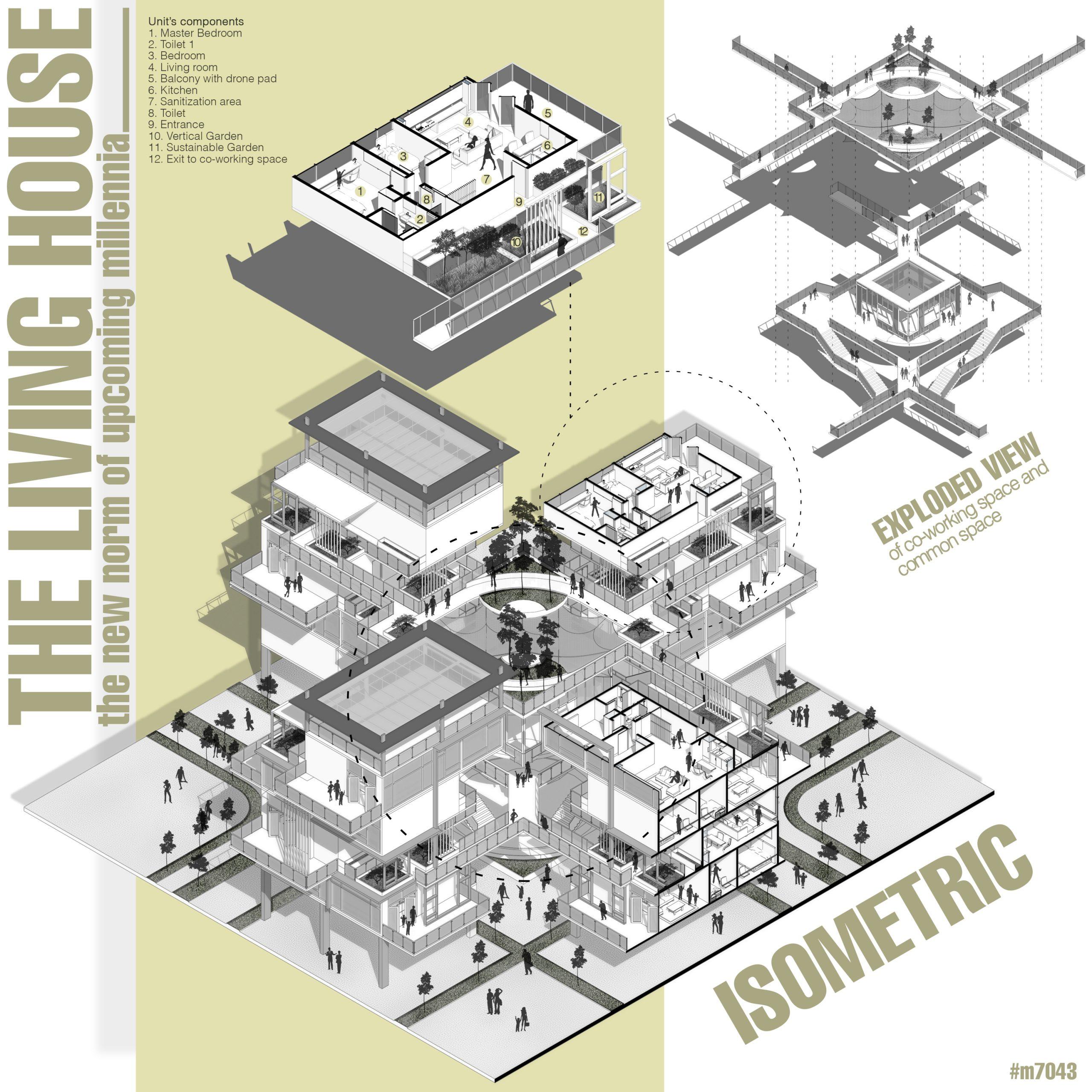 THE LIVING HOUSE - by Adil Imran, Syafiq Karim & Nadiy Abdul Rahim