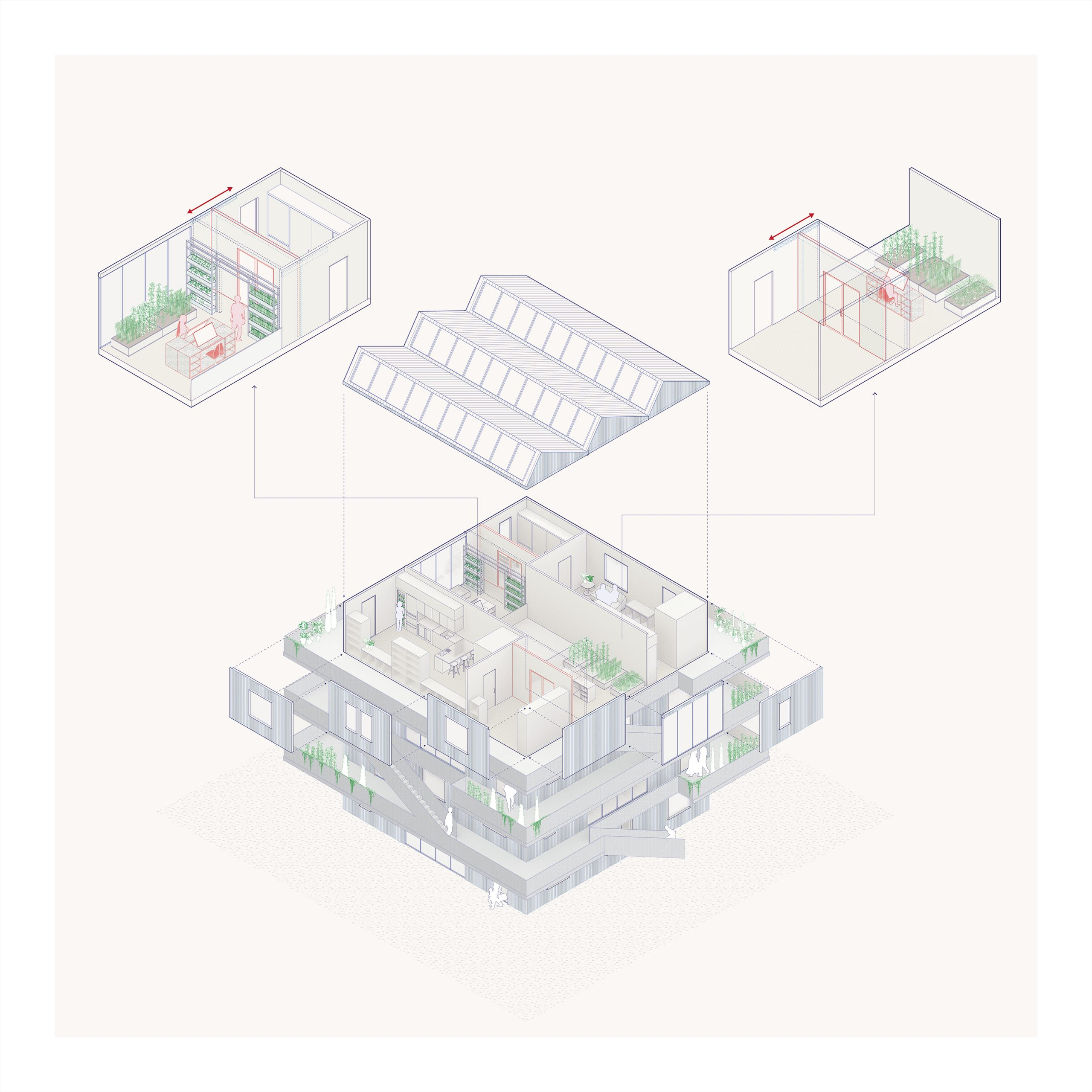 Pixel-culture: Exploring the new work x live x grow typology - by Nathan Keebler