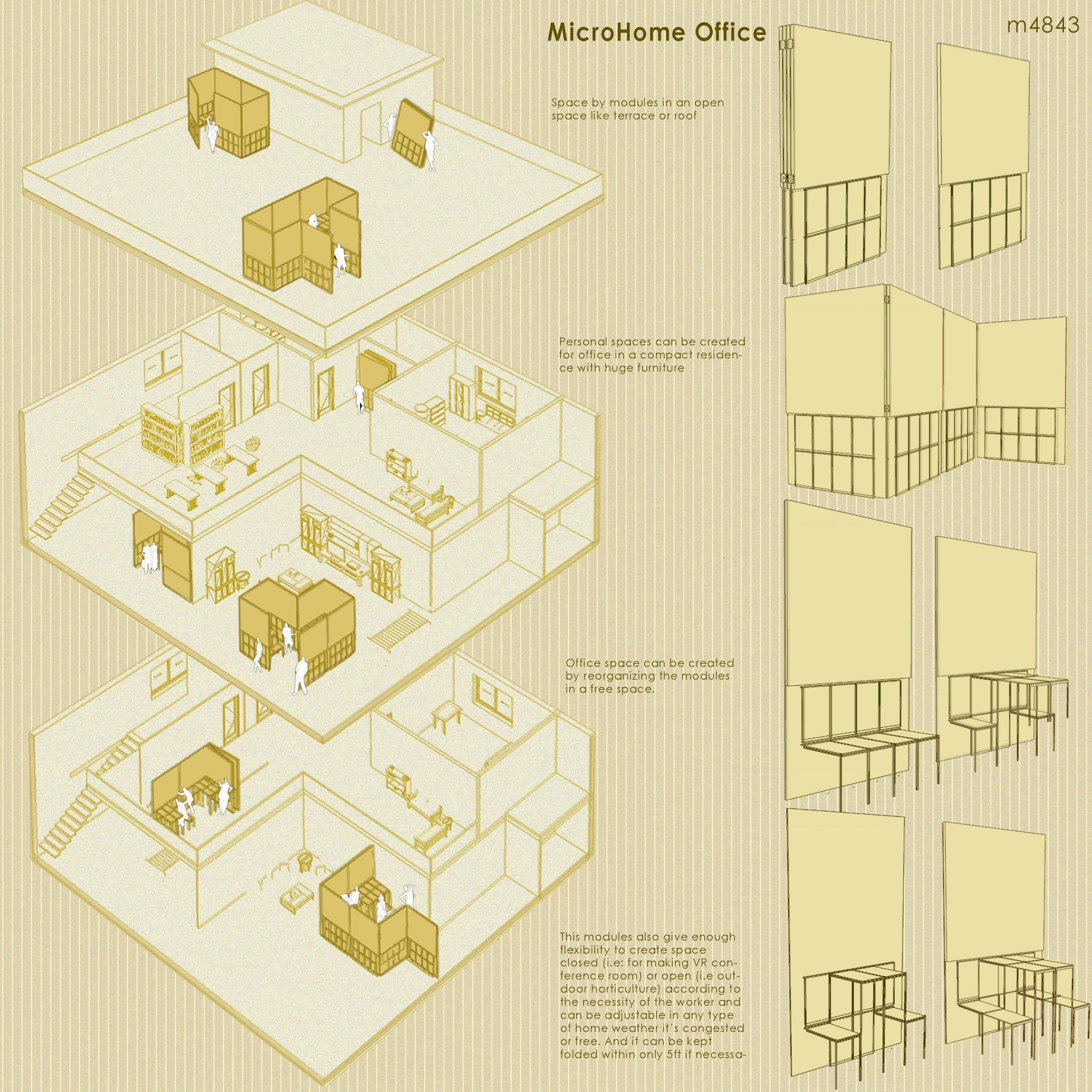 MicroHome Office: Let's install it - by Pronoy Chowdhurym, Anirudva Bhowmik & Fahad Khan