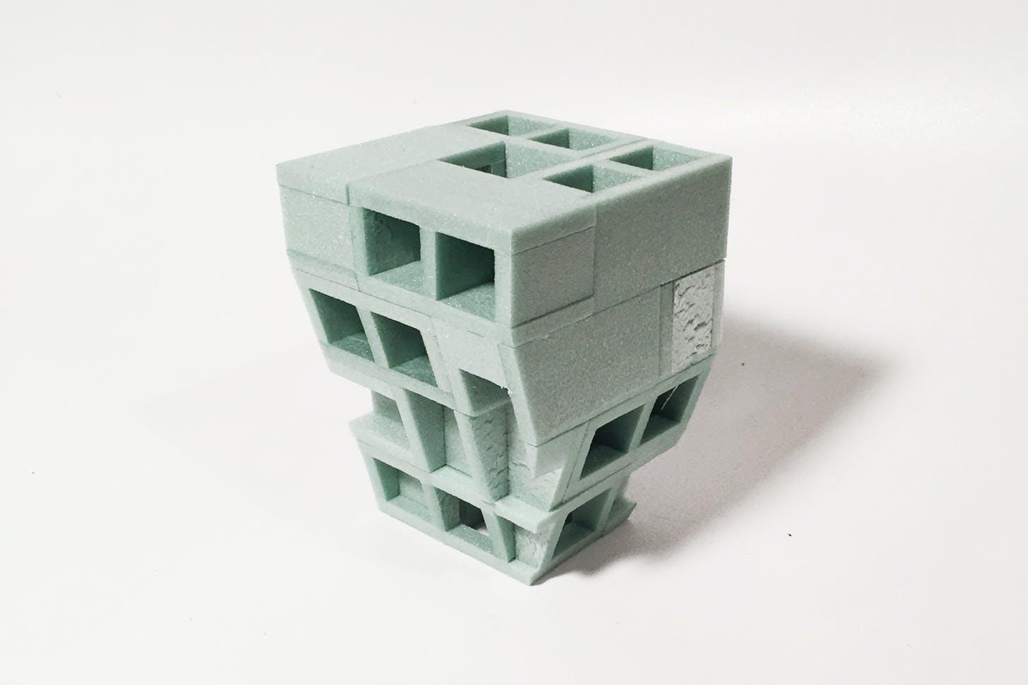 Housing Prototype Model, 2016
