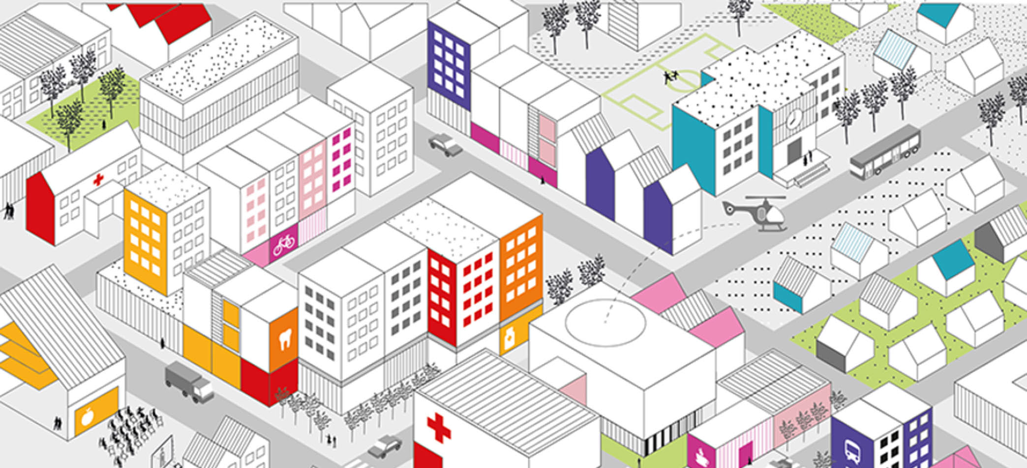 long Architecture and Health Guiding Principles for Practice