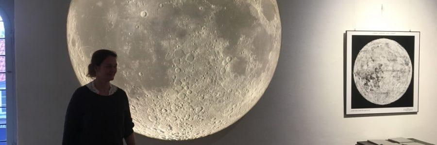 Exhibit_Around the Moon_Photo credit AnneTangThomsen